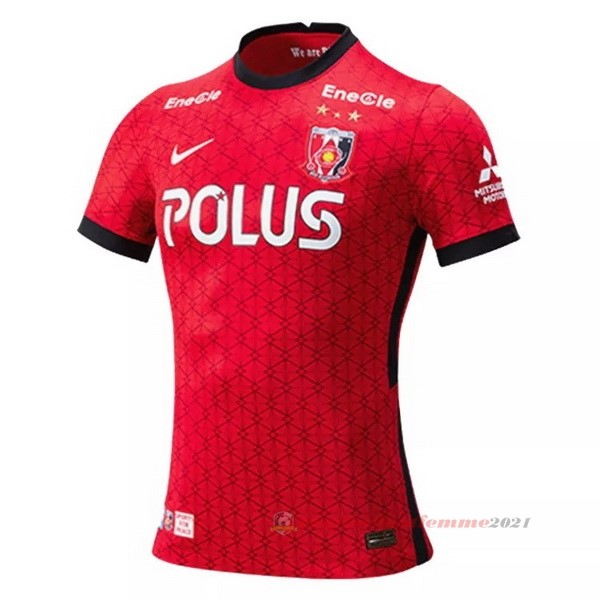Domicile Maillot Kashima Antlers 2021 2022 Rouge Tee Shirt Foot
