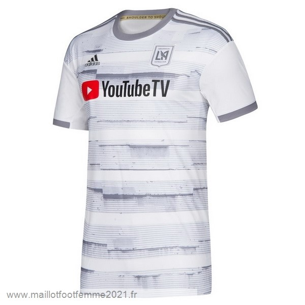 Exterieur Maillot LAFC 2019 2020 Blanc Tee Shirt Foot