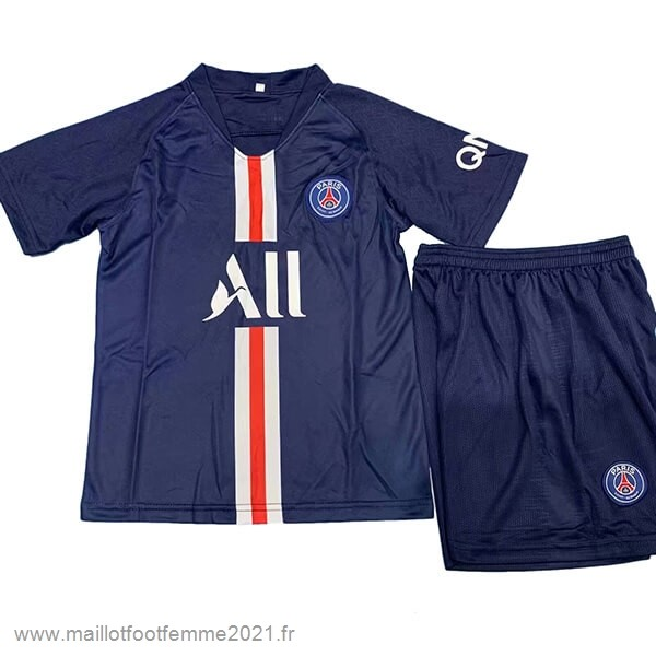 Domicile Conjunto De Enfant Paris Saint Germain 2019 2020 Noir Tee Shirt Foot