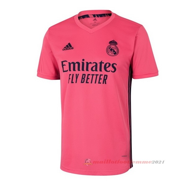 Domicile Maillot Real Madrid 2020 2021 Rose Tee Shirt Foot